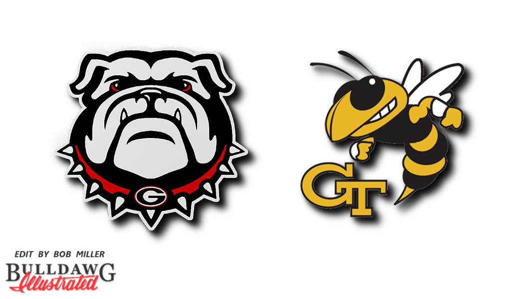 UGA-vs.-GT-graphic-by-Bob-Miller-Bulldawg-Illustrated