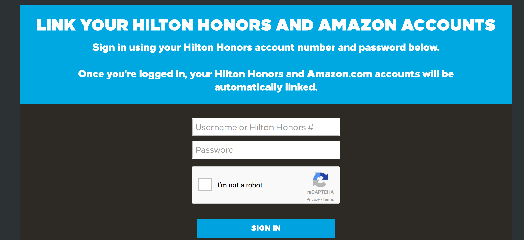Hilton Honors Members can now pay for Amazon purchases with