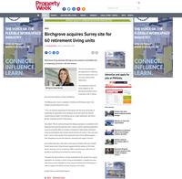 Birchgrove acquires site in Surrey