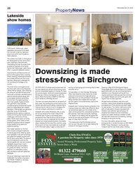 Downsizing at Birchgrove