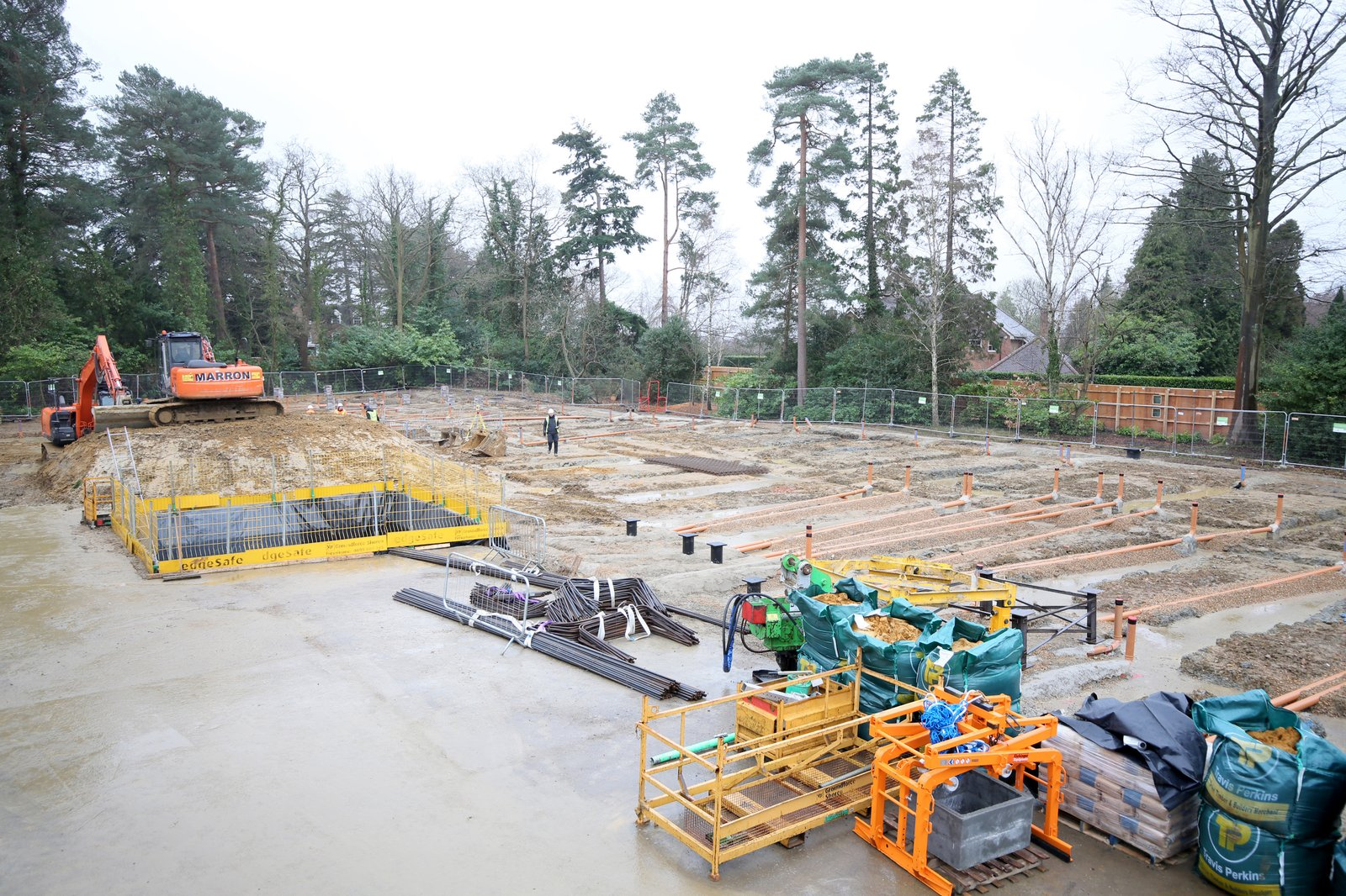 Woking breaking ground ceremony2