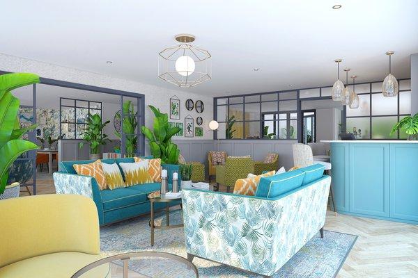 Ewell lounge
