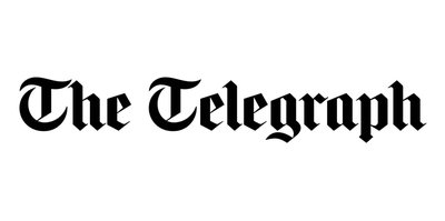 telegraph logo large