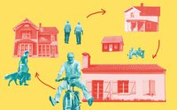 Retirees renting