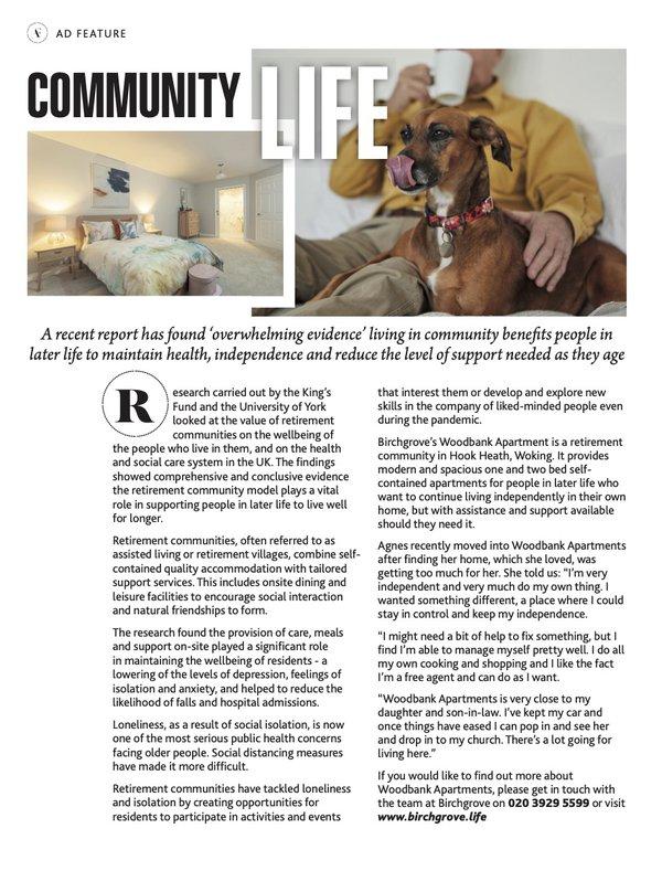 Community life