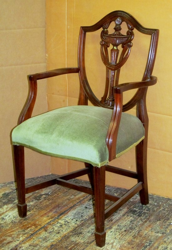 Old English Dining Chairs