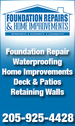 Foundation Repairs & Home Improvements, Inc.