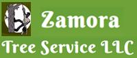 Website for Zamora Tree Services, LLC