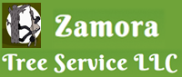 Website for Zamora Tree Services, LLC