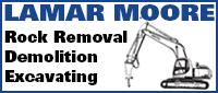 Website for Lamar Moore