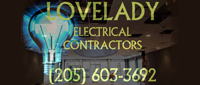 Website for Lovelady Electrical Contractors, LLC