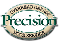 Website for Precision Door Service of Mobile