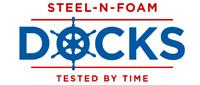 Website for Steel-N-Foam Boat Docks