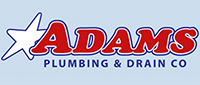 Website for Adams Plumbing & Drain Company