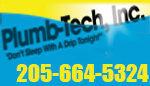 Website for Plumb-Tech, Inc.