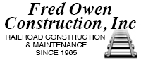 Website for Fred Owen Construction, Inc.