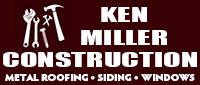 Website for Ken Miller Construction, LLC