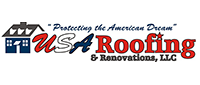 Website for USA Roofing & Renovations