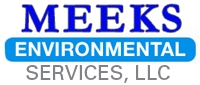 Website for Meeks Environmental Services, LLC