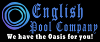 Website for English Pool, Inc.