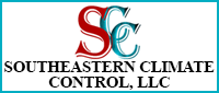 Website for Southeastern Climate Control, LLC
