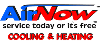 Website for Air Now Heating & Cooling, Inc.