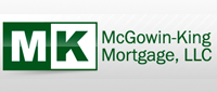 Website for McGowin-King Mortgage, LLC