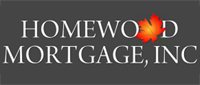 Website for Homewood Mortgage, Inc.
