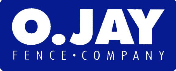 Website for O. Jay Fence Company, Inc.