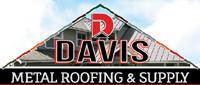 Website for Davis Metal Roofing & Supply