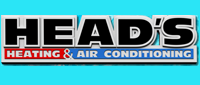 Website for Head's Heating & Air Conditioning Services, Inc.