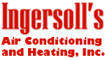 Website for Ingersoll's Refrigeration Air Conditioning and Heating, Inc.