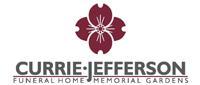 Website for Currie-Jefferson Funeral Home