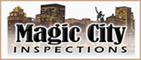 Website for Magic City Home Inspections, LLC