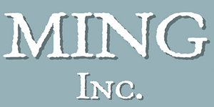 Website for Ming, Inc.