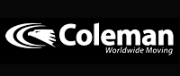 Website for Coleman Worldwide Moving, LLC
