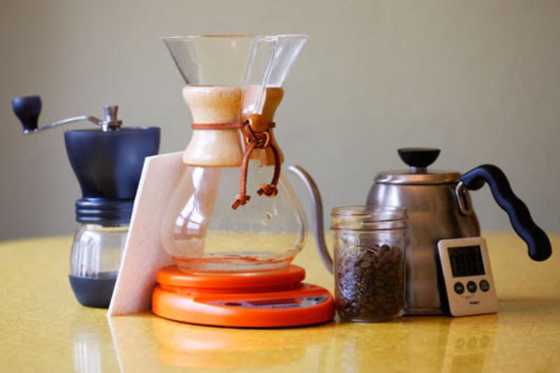 Chemex coffee education moustache tutorial large