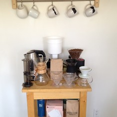 Mcc coffeestation product list