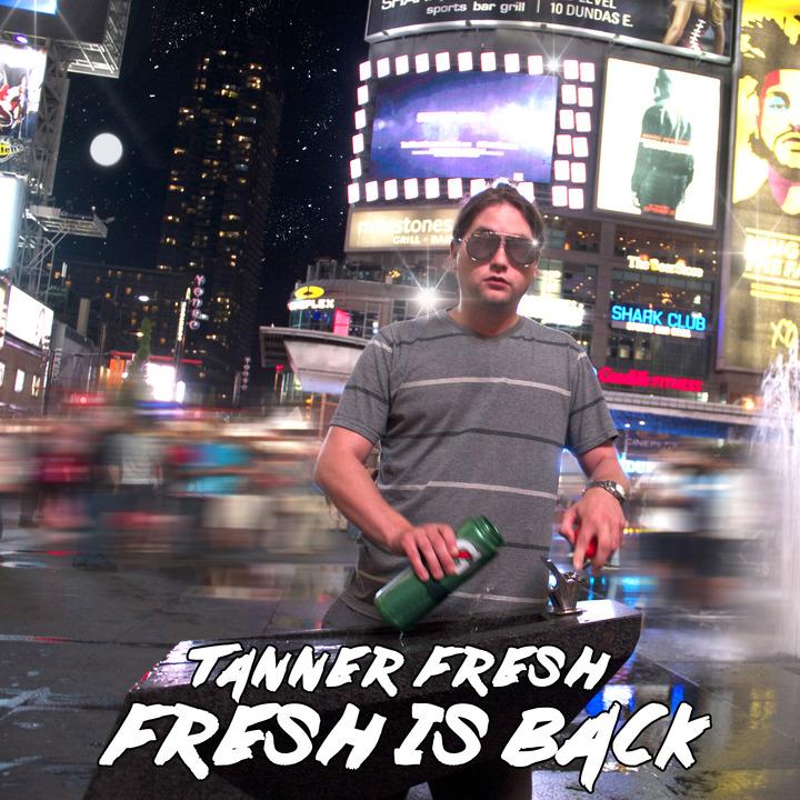 Tanner Fresh @ The Beach Bar - Toronto, Canada