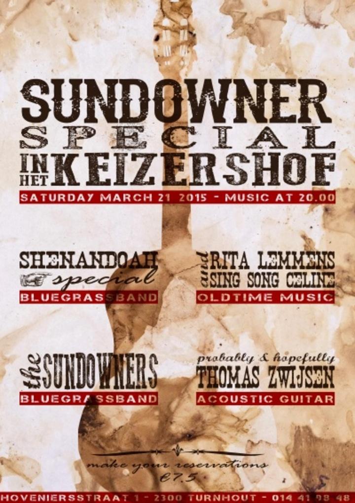 Shenandoah Special @ Het Keizershof  - Turnhout, Belgium