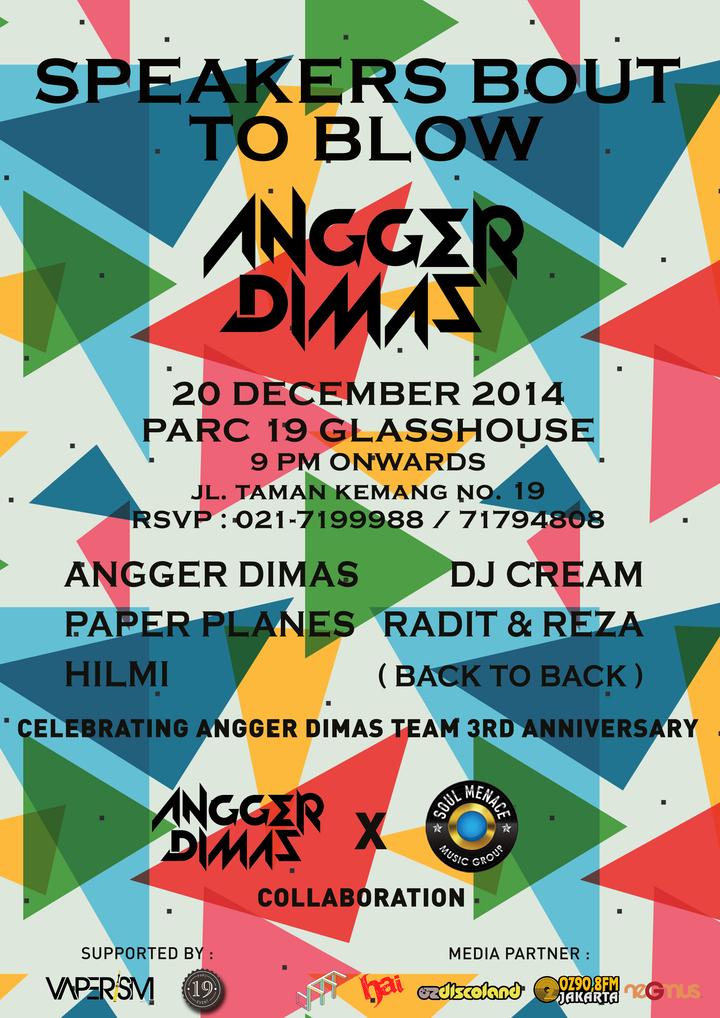 Angger Dimas Concert Angger Dimas Parc 19