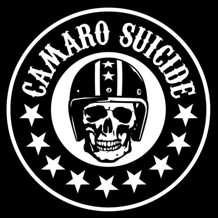 Camaro Suicide Tour Dates