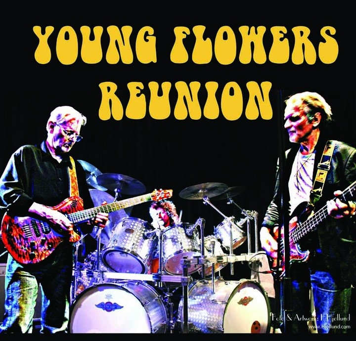 Young Flowers Tour Dates