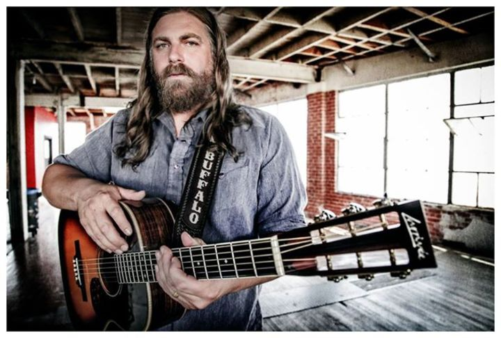 The White Buffalo @ The Black Box Theatre at The Great Hall  - Toronto, Canada