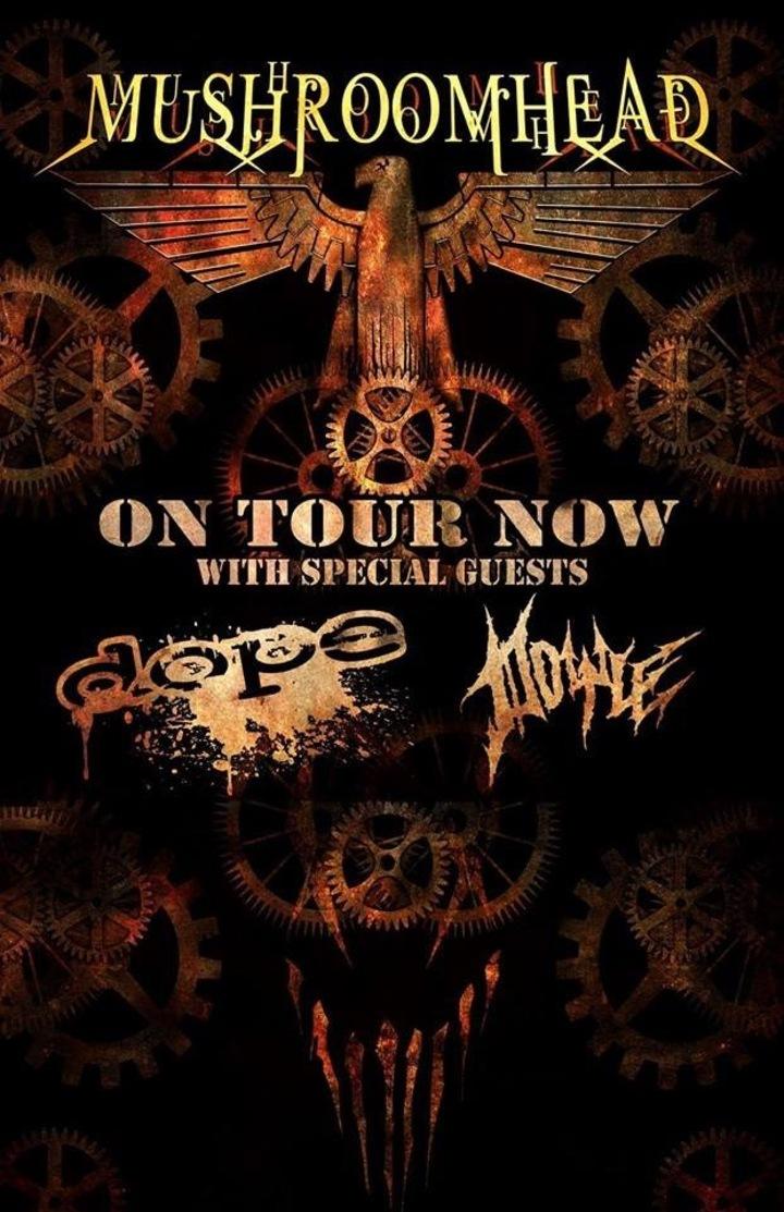 Mushroomhead tour dates for Soil tour dates 2015