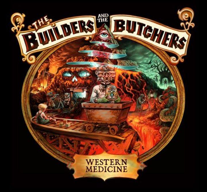 The Builders & The Butchers @ The Crepe Place - Santa Cruz, CA