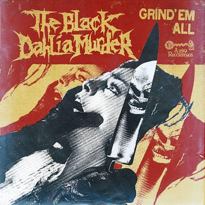 The Black Dahlia Murder @ Matrix - Bochum, Germany