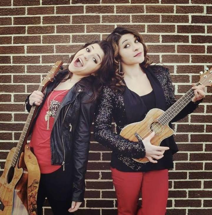 Danielle and Jennifer @ Crocodile Rock Cafe  - Allentown, PA
