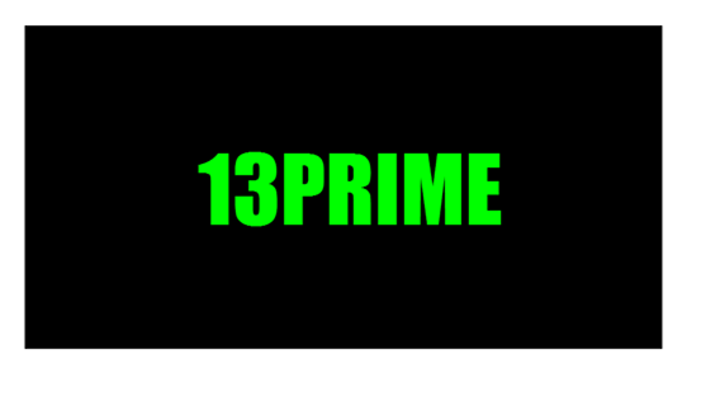 13Prime Tour Dates