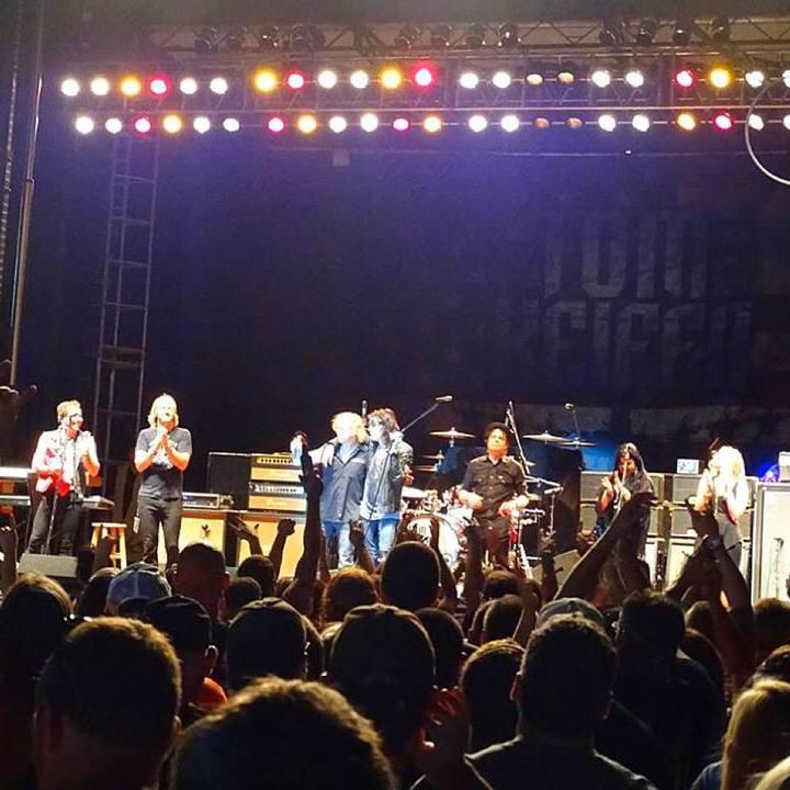 Tom Keifer (Official) Tour Dates